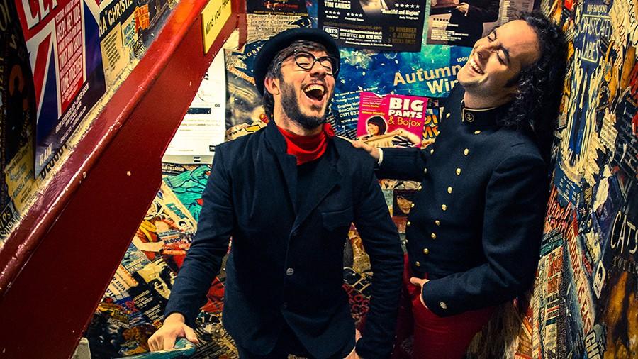 Concierto del dúo isleño Antílopez este viernes en Isla Cristina