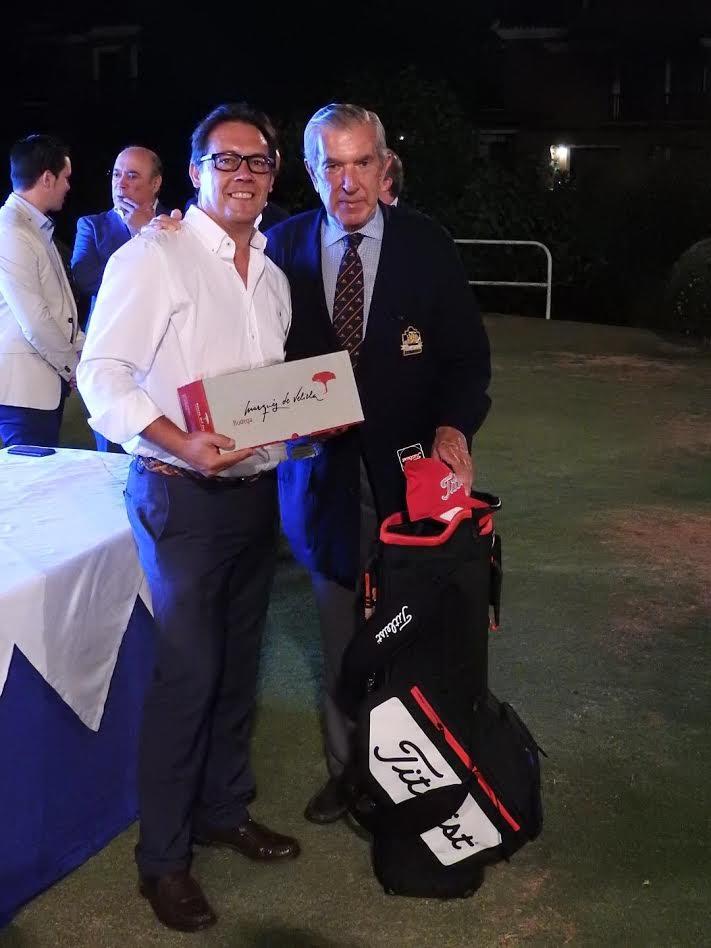 XXV Torneo Aniversario de golf de Islantilla