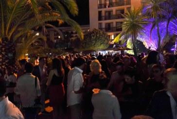 Cóctel de Bienvenida en la Clausura del X Festival Internacional de Cine