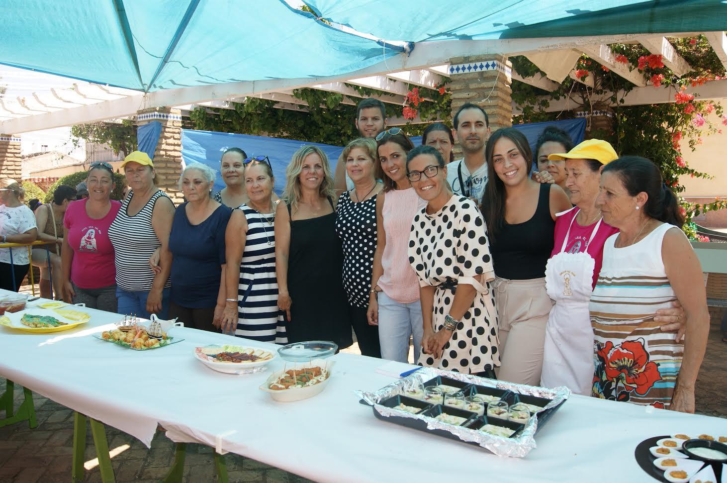 Celebrado el XIII Concurso de Cocina Marinera en las Fiestas de la Virgen del Mar