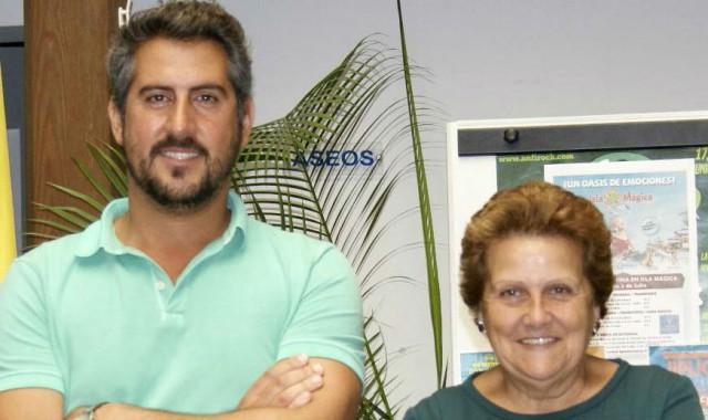 Dimite el exconcejal de Deportes de Isla Cristina Natanael López