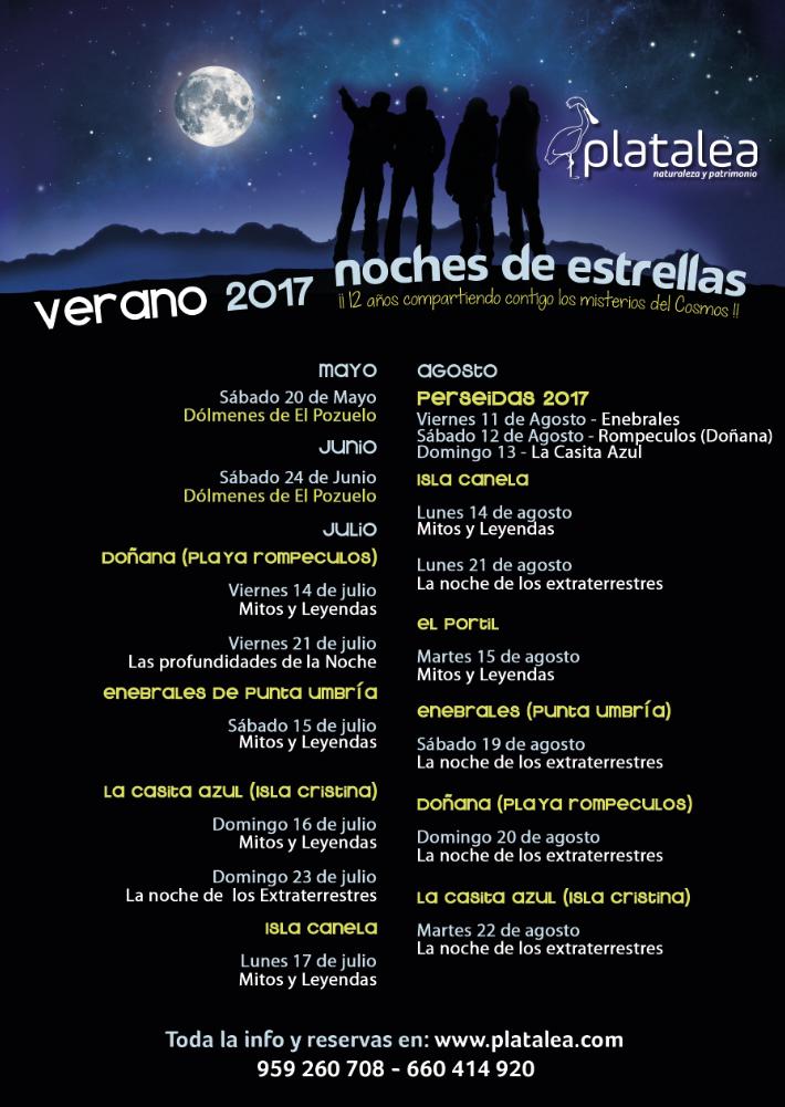 La noche de los Extraterrestres en Isla Cristina