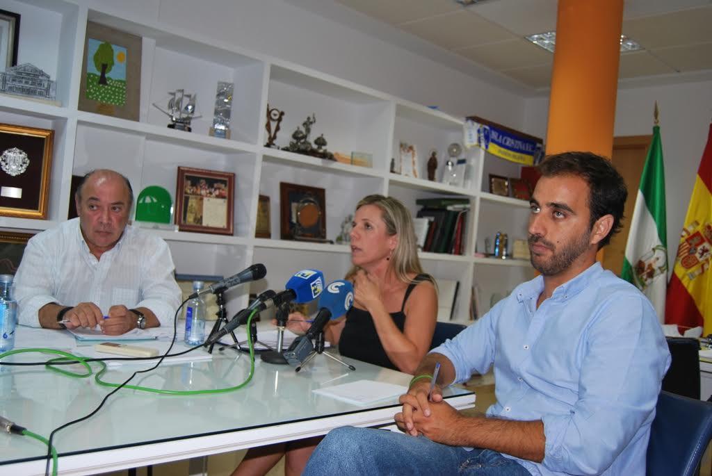 Rueda de Prensa del Equipo de Gobierno isleño sobre los últimos acontecimientos políticos