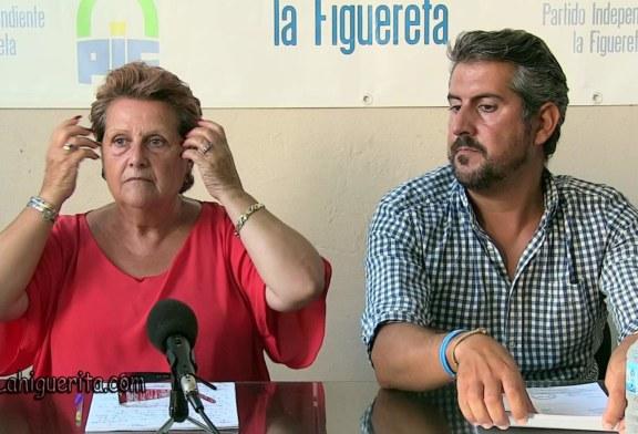 Rueda de Prensa del PIF sobre el cierre de la Piscina Municipal de Isla Cristina