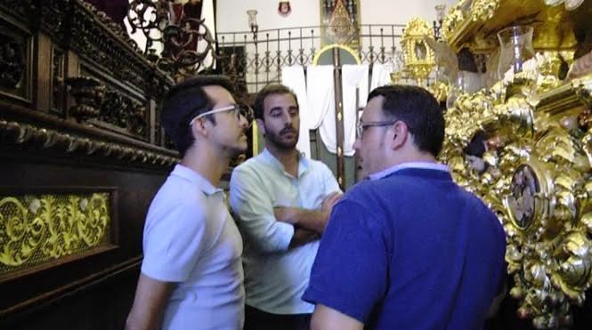 La Hermandad de la Veracruz expone su Patrimonio Artístico