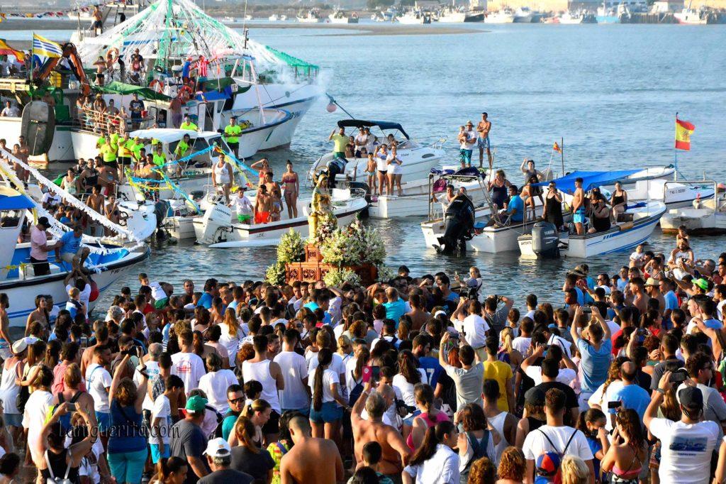 Se suspenden todos los actos lúdicos de las Fiestas de la Virgen del Mar 2020