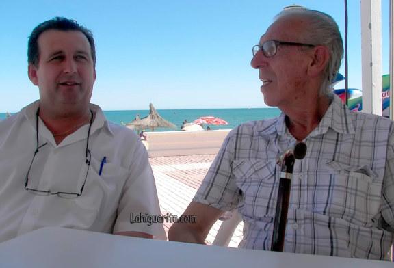 Hoy entrevistamos a D. Manuel López Soler