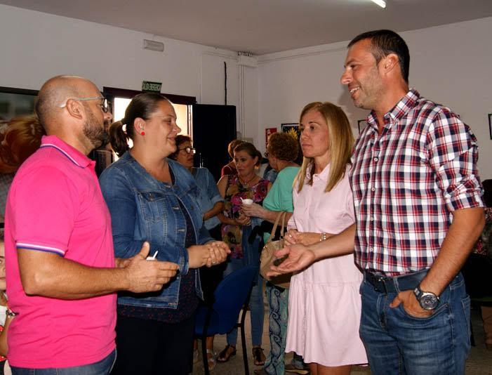 Asoifal celebra su Jornada de Pueras abiertas en el marco de la X Semana dedicada al Alzheimer en Isla Cristina