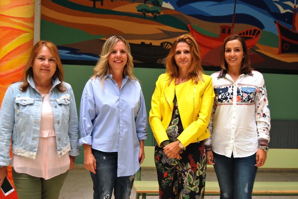Comienza en Isla Cristina el nuevo curso escolar sin incidentes reseñables