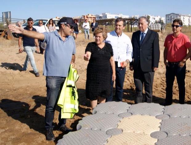Comunicado de prensa de La Figuereta por el comienzo del arreglo definitivo del
