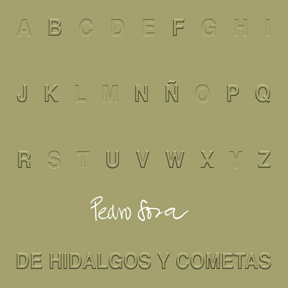 Nuevo Disco del Cantautor isleño Pedro Sosa