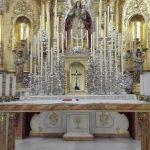 Traslado de la Patrona de Isla Cristina al altar y Novena
