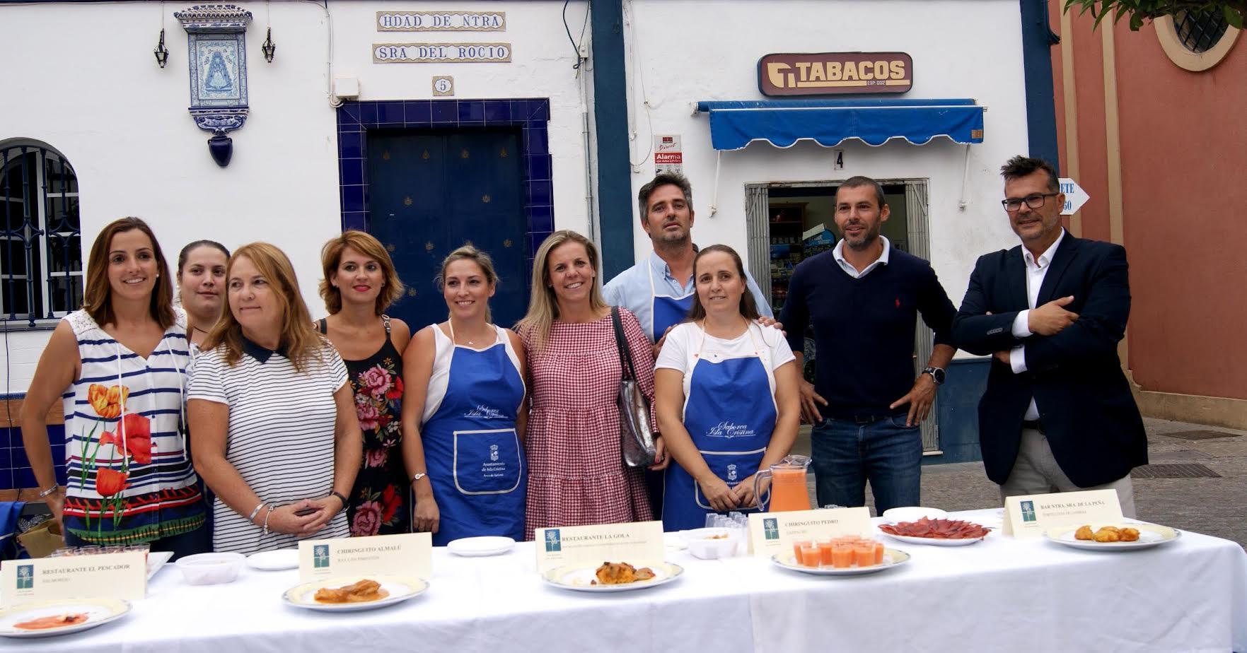Isla Cristina celebra el Día Mundial del Turismo
