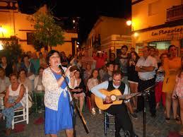 Loli Garrido cantará este viernes al Simpecado de la Hermandad del Rocío de Isla Cristina