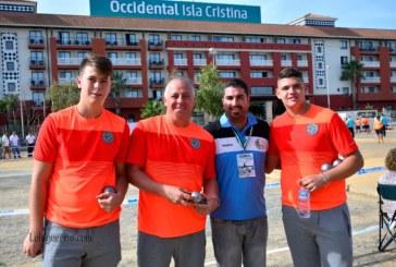 Liga andaluza de Clubes y Copa Federación 2017 de Petanca