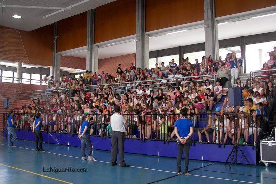 100_3773 fans fisica y quimica - Aguila Roja
