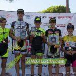 Podium para el equipo isleño Islabiketeam en el Rally Watiato Parque Moret de Huelva