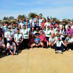 Isla Cristina acogió el Campeonato Andaluz de Petanca