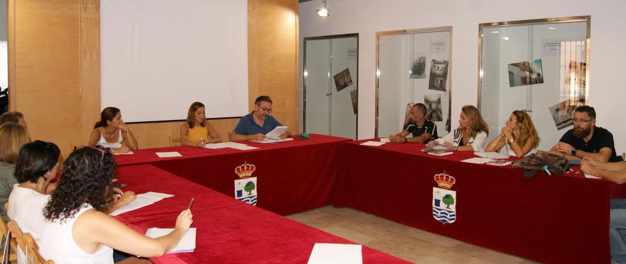Celebrado el primer Consejo Escolar Municipal del Curso Escolar