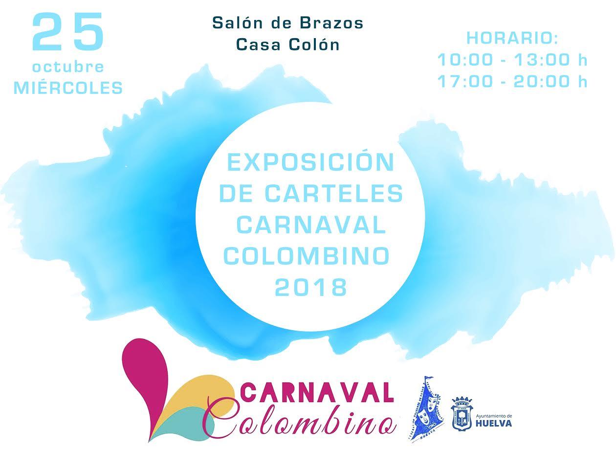 Mañana se dará a conocer el Cartel anunciador del Carnaval Colombino de Huelva 2018