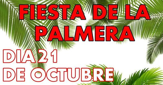 """II Fiesta de la Palmera"" en Isla Cristina"