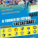 """Gran Día Futbolero en Isla Cristina en el II Torneo fútbol Base """"Las Castañas"""""""