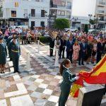 Misa e Izada Bandera en Isla Cristina para conmemorar el 12 de Octubre