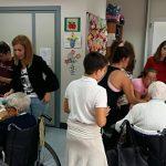 Se celebra el Mes del Mayor en la Residencia de Mayores de Isla Cristina