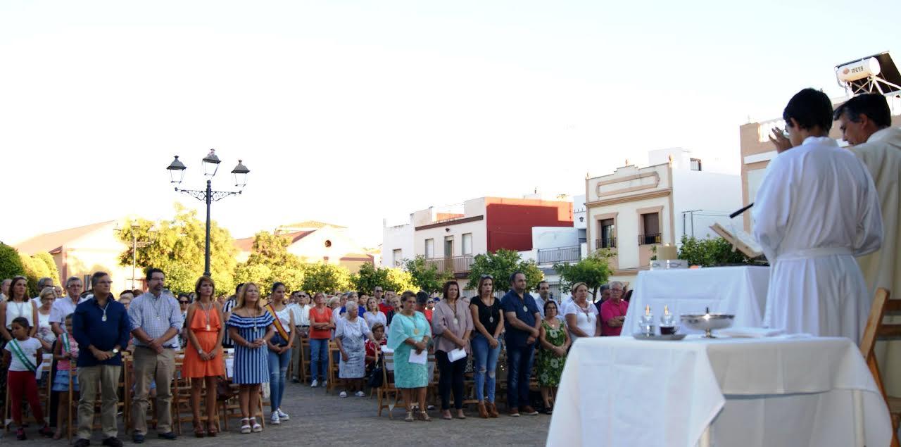 Celebrada una misa en honor a San Francisco de Asís