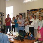 Se inaugura el nuevo equipamiento de la Emisora Municipal de Isla Cristina