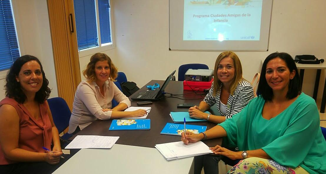 Isla Cristina se acoge a un proyecto de UNICEF