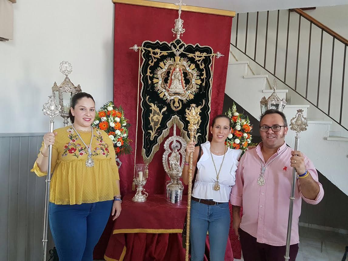 Peregrinación de la Hermandad del Rocío de Ayamonte