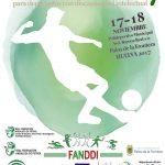 Inauguración del XXIII Torneo andaluz de fútbol 7 para personas con discapacidad intelectual