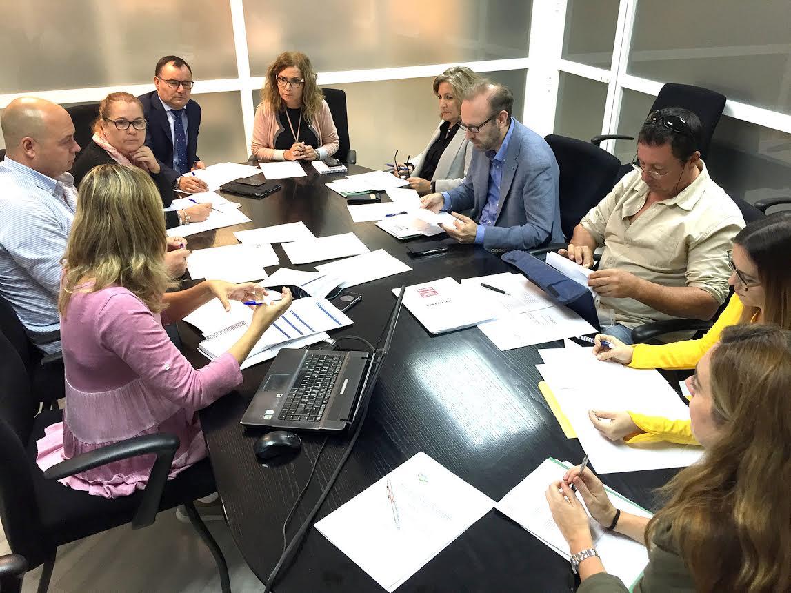 Mancomunidad acoge la celebración de la Mesa de Calidad Turística del destino Islantilla - Lepe – Isla Cristina