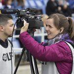 La retransmisión del encuentro San-Fernando por Teleonuba Recre superó los 50.000 espectadores