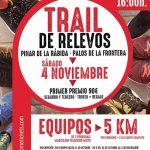 Trail de Relevos 3X3 Palos de la Frontera