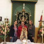 La Hermandad del Rocío de Isla Cristina peregrina a la de Escacena del Campo y Villarrasa