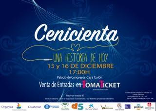 La asociación Carabela revive su versión más solidaria de 'la Cenicienta' en un musical que estrena en Huelva capital
