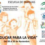 Comienzan en Isla Cristina la Escuelas de Familias