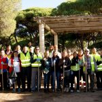 Cerca de doscientos voluntarios participan en la Campaña de Limpieza del Pinar isleño