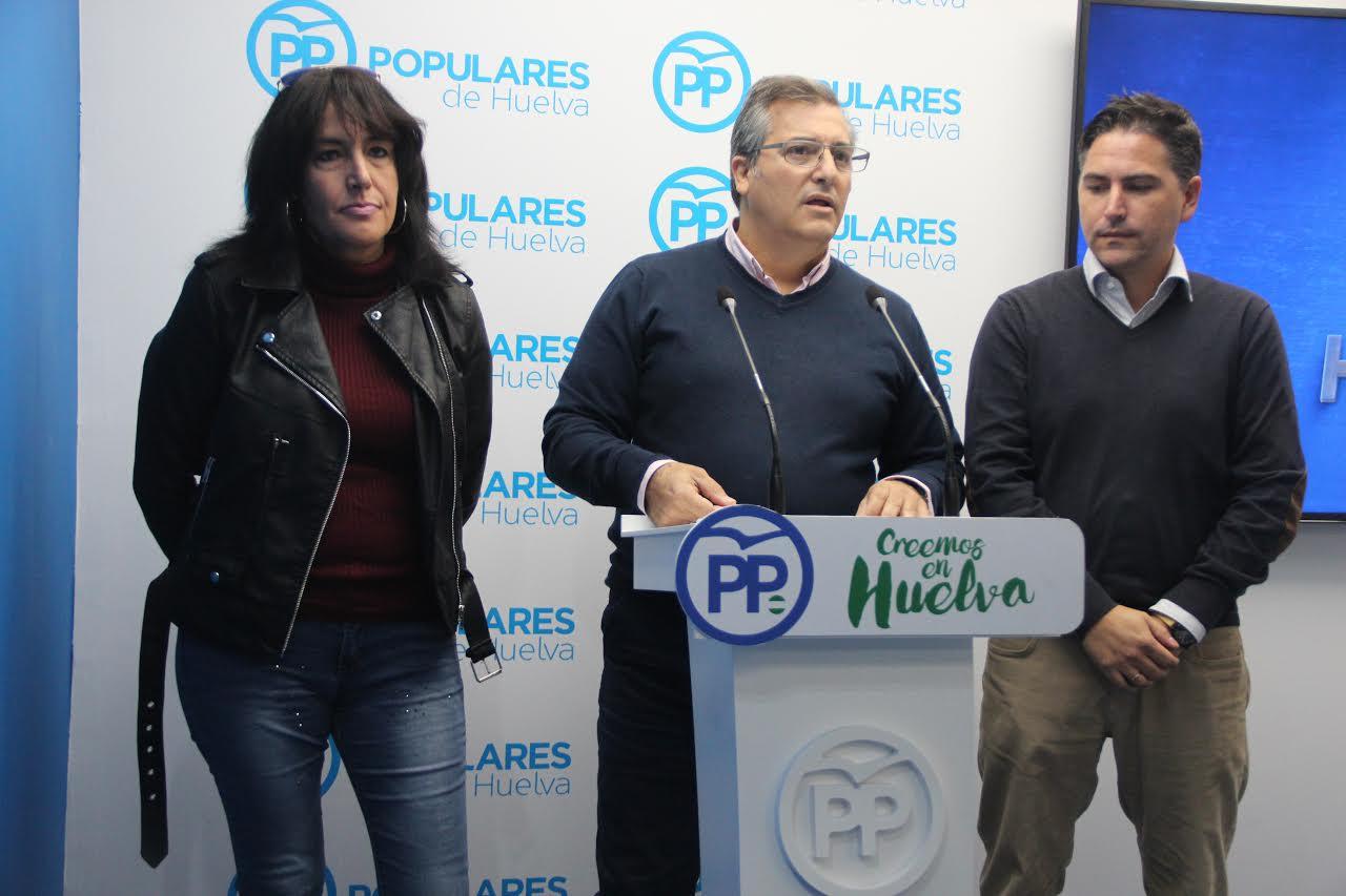 El PP de Isla Cristina pedirá a PSOE y PA que readmitan ahora a los trabajadores que utilizaron contra el anterior equipo de gobierno