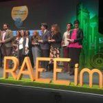 Onumark, premio Raeeimplícate por su correcta gestión de residuos de aparatos eléctricos y electrónicos