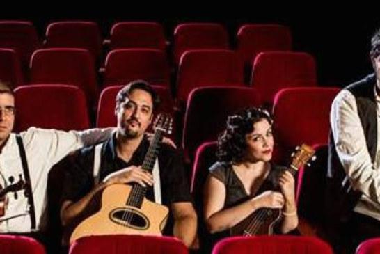 """Fundación Cajasol y Música Fundamental presentan a """"Trés Bien"""" en La Cuarta"""