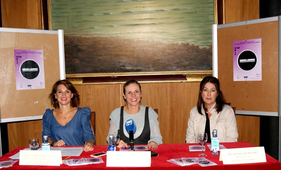 Presentados en Isla Cristina los Actos que conforman la Campaña de sensibilización contra la Violencia de Género