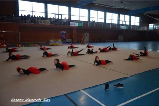 Exhibición navideña del Club de Gimnasia Rítmica la Higuerita 2017