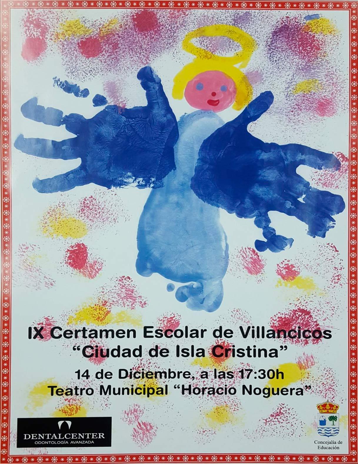 IX Certamen Escolar de Villancicos ciudad de Isla Cristina