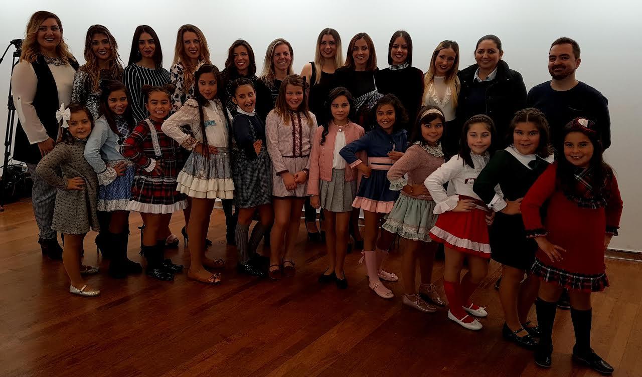 Presentación de las Cortes de Honor, Infantil y Juvenil, del Carnaval de Isla Cristina 2018