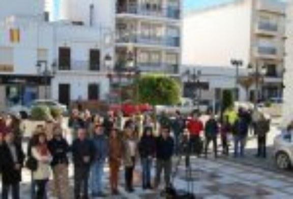 El ayuntamiento de Isla Cristina conmemora el 4 de diciembre de 1977