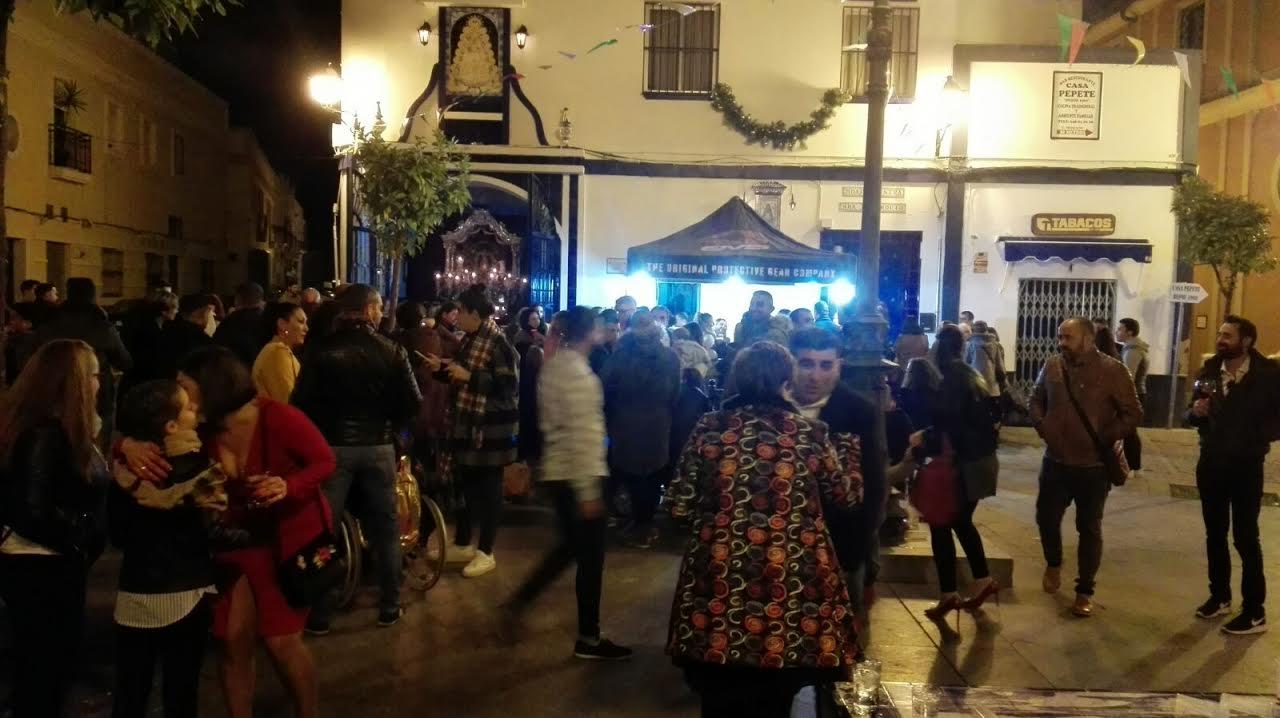 Vuelven las Salves Rocieras los viernes a la Hermandad del Rocío de Isla Cristina