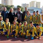 El Isla Cristina FC presenta sus categorías y el Senior gana el partido contra el Cartaya